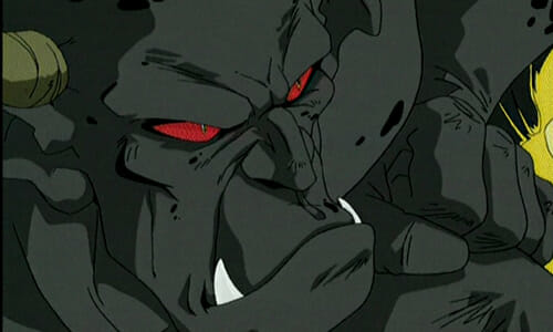 horned monster