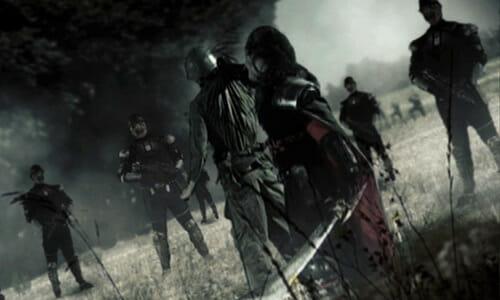 Draculon with army