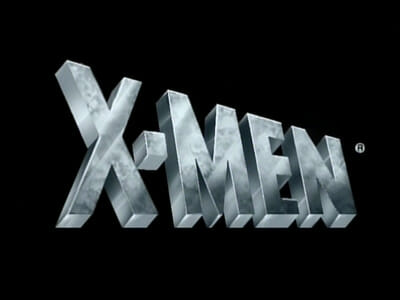 X Men TAS Logo