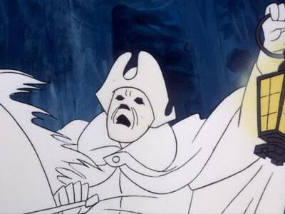 Paul Revere ghost