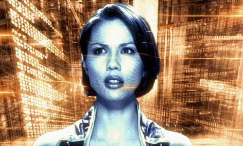 Andromeda VR matrix