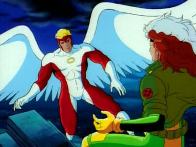 Angel and Rogue