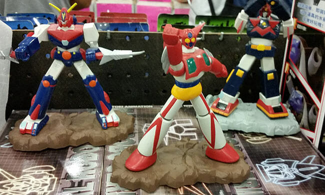 Comic Con Robots