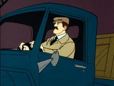 Scooby Doo Where Are You 1 Professor Jameson Hyde White
