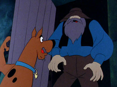 Scooby and miner