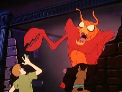 Crabby Creature of Creepy Cragg