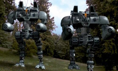 Andromeda 32 Andromeda Robots