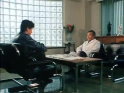 Ryusei and Dr. Ooda