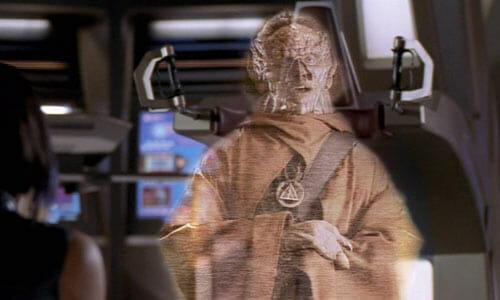 Rev Bem hologram