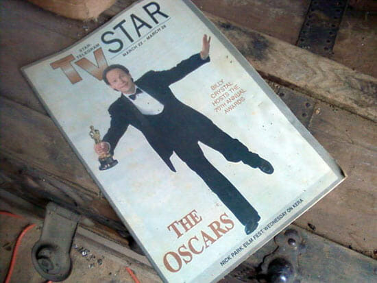 TV Star magazine with Billy Crystal