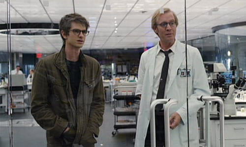Peter and Connors in lab