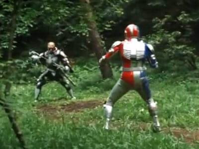 Metalder vs. Hidouman