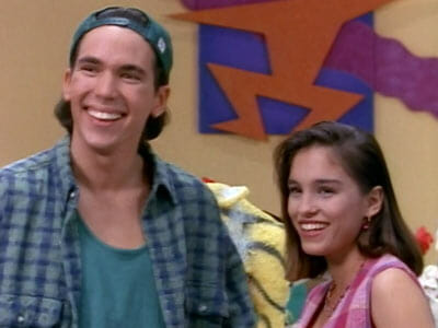 Tommy and Kimberly smiling