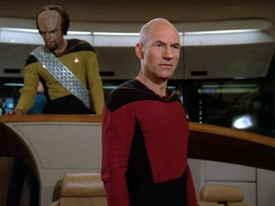 Picard concerned