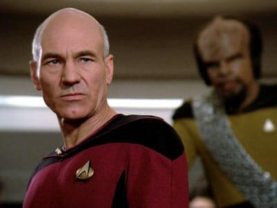 Picard worried