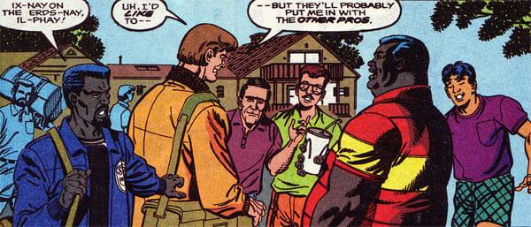 Ken and Phil meet nerds
