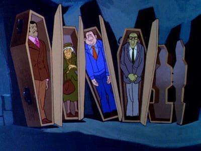inheritors in coffins