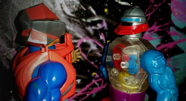 Mekaneck with Roboto