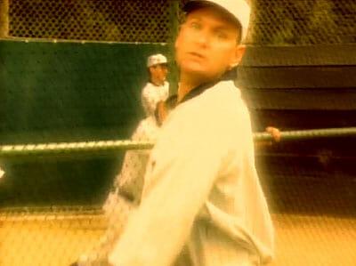Baseball player Prophet