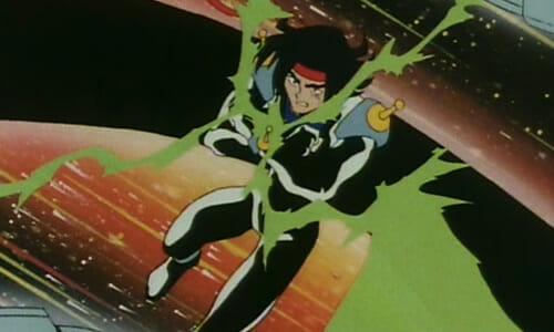 Domon in Shining Gundam