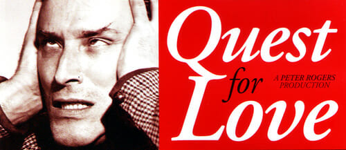 Quest for Love title