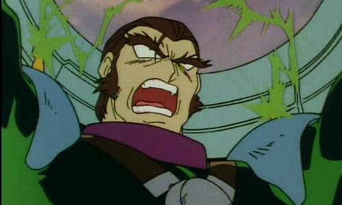 Argo in Gundam