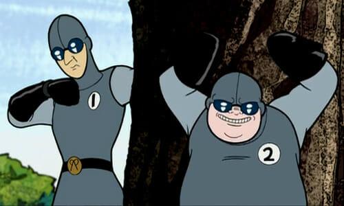 Minion 1 and Minion 2