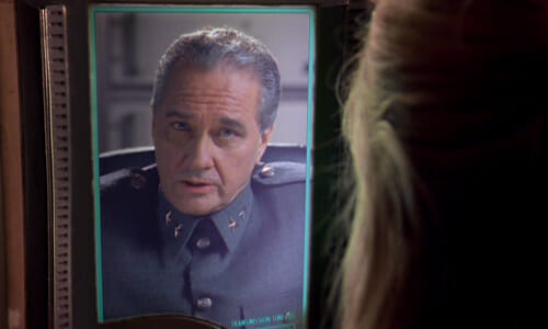 General on screen
