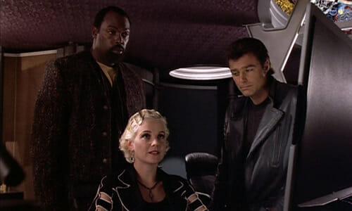 Sid, Nika, and Jake