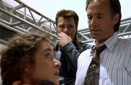 Grant interrogates the woman