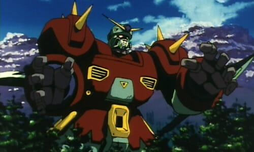Lumber Gundam