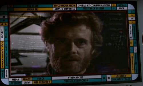 Seeger on screen