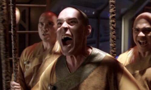 screaming monks