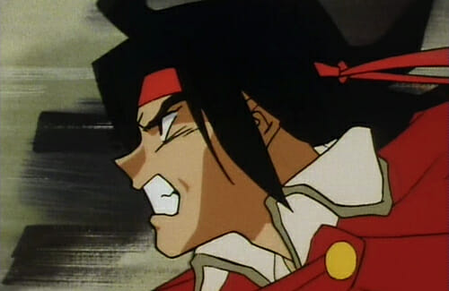 Angry Domon