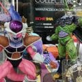 Frieza and Cell figures