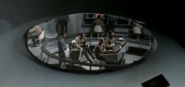 Bridge transition - model to set