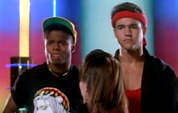 Zack, Kimberly, and Jason