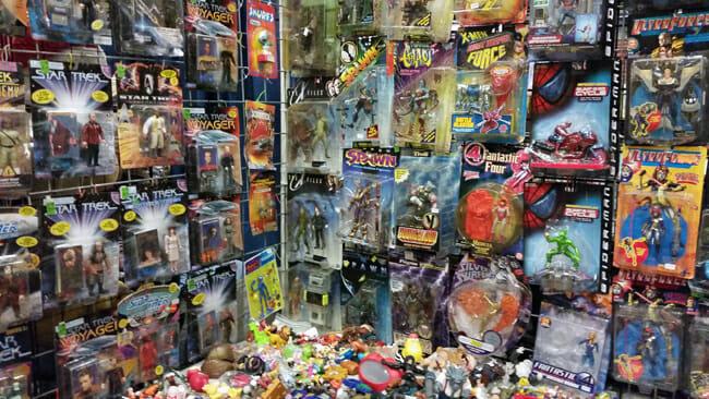 '90s toys