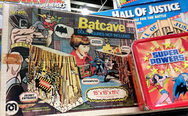 Comic Con 2018 Batcave