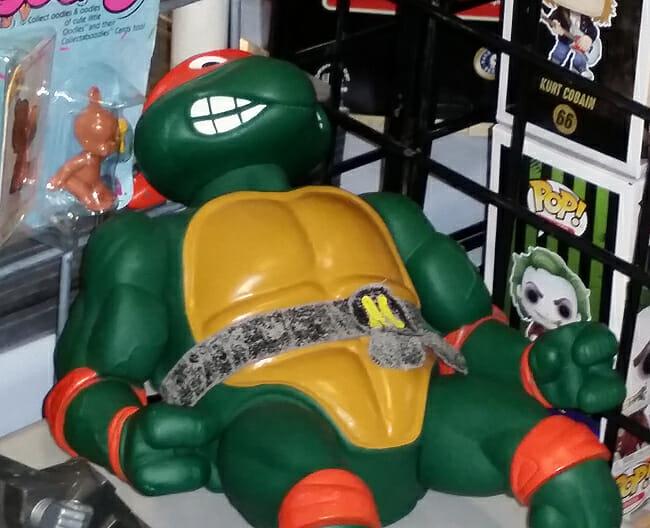 Ninja Turtle - Michelangelo