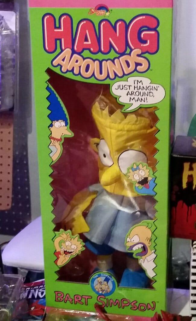 Bart Hang Around doll