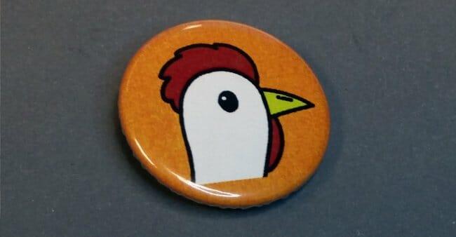 Chicken Dynasty button