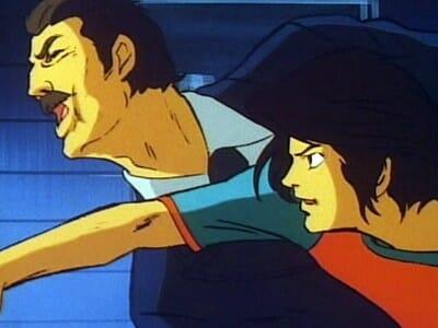 Gatchaman Episode 3: Ken vs. Katse