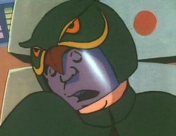 Gatchaman Episode 6 Ryu nap
