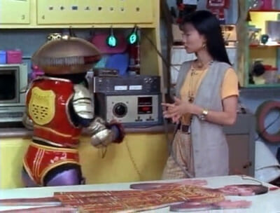 Mighty Morphin' Power Rangers Episode 11 Alpha and Trini