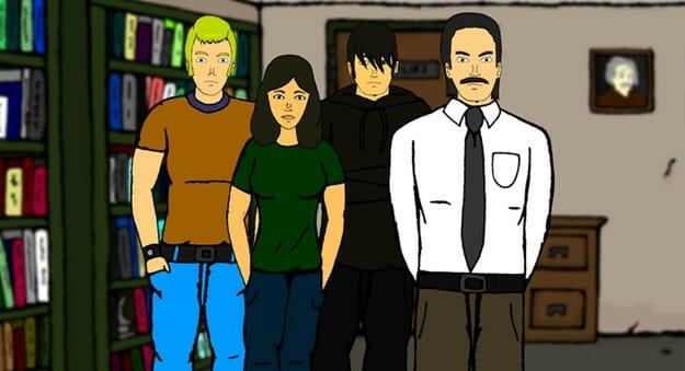 Scientific Method Season 1 cast